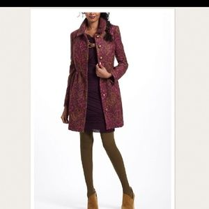 Tracy Reese Anthropology Coat